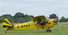 Piper J3C-65 (Modified) Cub G-BPCF