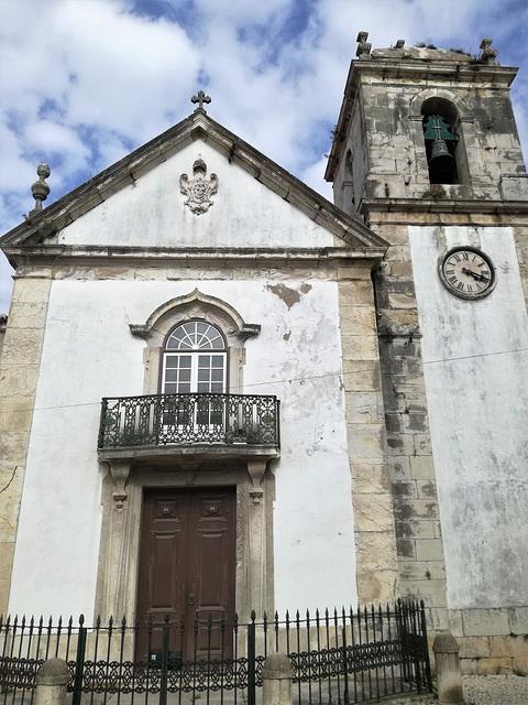 A Igreja da Misericórdia, Peniche, está a precisar da misericórdia do Patriarcado para restauro