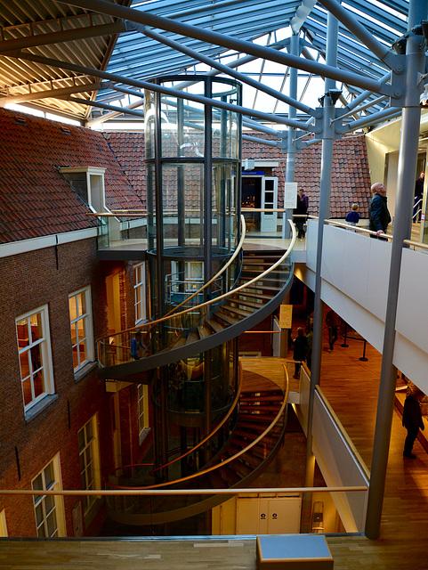 Rijksmuseum van Oudheden 2015 – Stairs