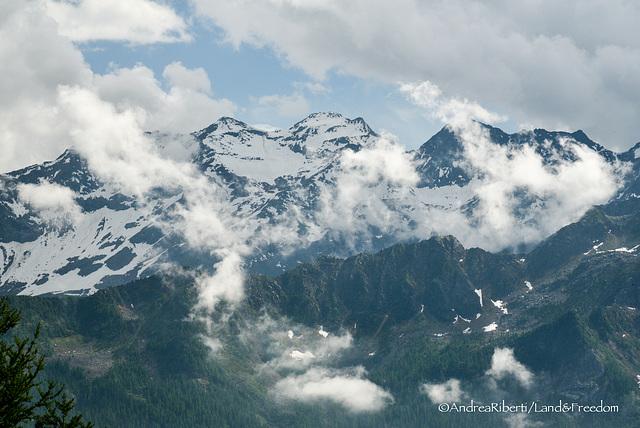 Campo Tencia - Swiss Alps