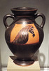Horse-Head Amphora Attributed to the Workshop of the Gorgon Painter in the Virginia Museum of Fine Arts June 2018