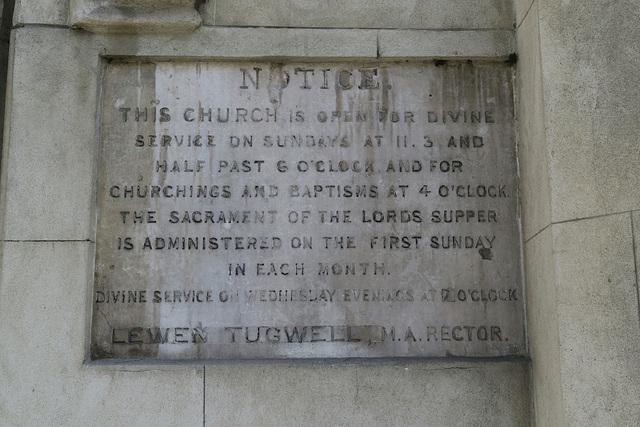 Church Notice 2