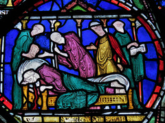 canterbury cathedral, glass (40)