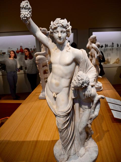 Rijksmuseum van Oudheden 2015 – Bacchus