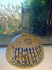 Syrian bottle, Gulbenkian Museum, Lisbon.