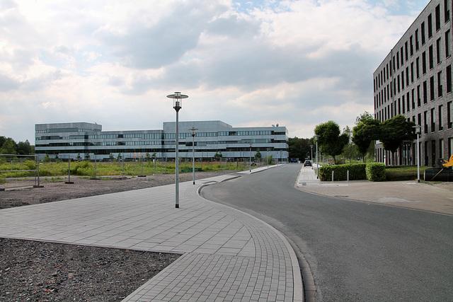Martin-Kremmer-Straße (Zeche Zollverein 1/2/8, Essen-Stoppenberg) / 16.06.2018
