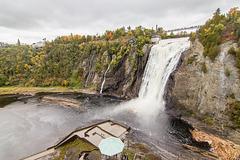 Canada - Québec - Montmorency Falls
