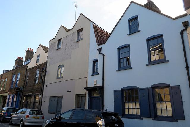 Grange Walk Houses