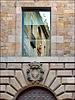 Barcellona : Un'altro riflesso nel centro storico