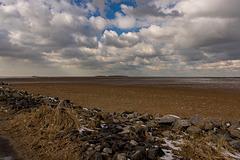 West Kirby beach