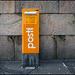 #48 a mailbox/postbox