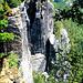 Bastei. Ein beliebtes Gebiet zum Klettern. ©UdoSm