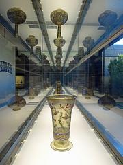 Reflections, Gulbenkian Museum, Lisbon.