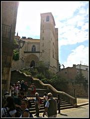 Iglesia de San Miguel en Estella (Navarra)