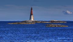 Grip fyr / Grip lighthouse