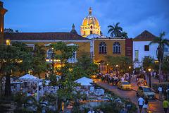 Cartagena: Blue hour