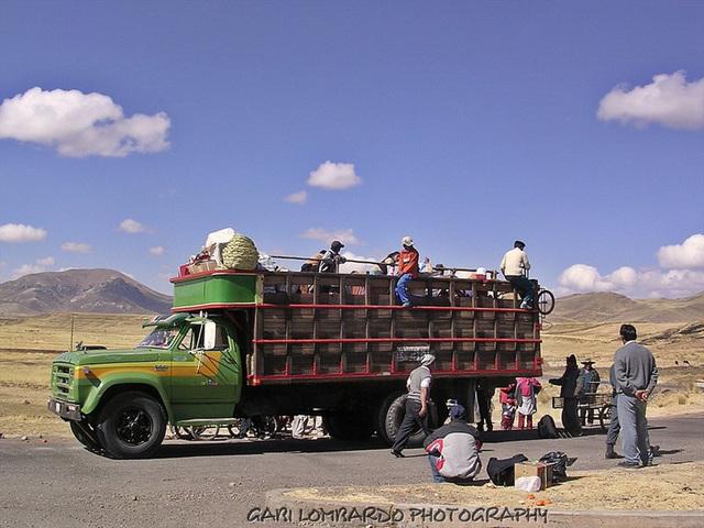 a 4000 mt- Perù