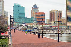 Baltimore, Inner Harbor