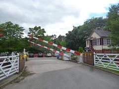 STR - barriers