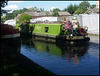 Netty narrowboat
