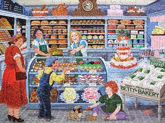 Grandma's Treats at the Bakery