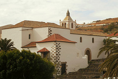 Iglesia de Santa María Betancuria (2 x PiP)