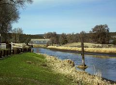 Stevenson Park, Lost River