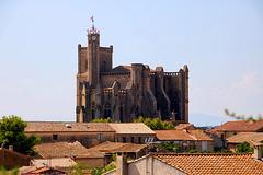 Capestang: Stiftskolleg Saint-Etienne ( 13. Jh. )