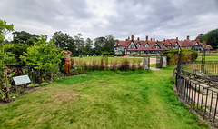 HFF from the Petwood Hotel  ~ Woodhall Spa