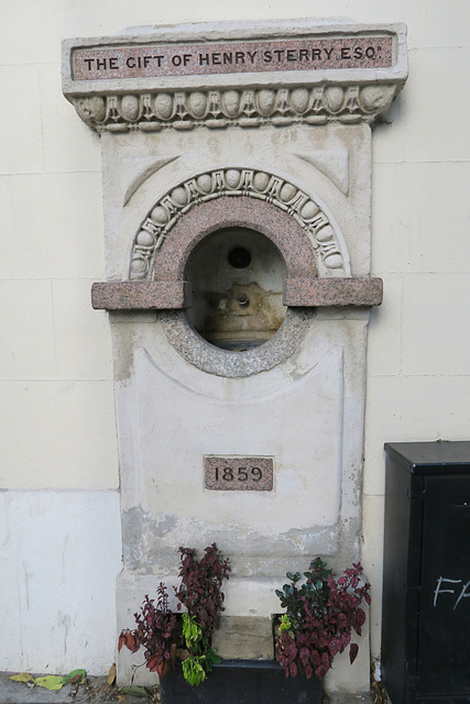 Henry Sterry Drinking Fountain