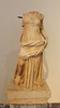 Statue from Piraeus of a Woman in the National Archaeological Museum of Athens, May 2014