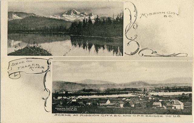 6683. Mission City, B.C.