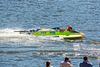 Rennboot mit Fahrer: Alex Cremona
