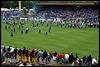 Platzsturm nach Aufstieg von Darmstadt 98 in die 1. Bundesliga