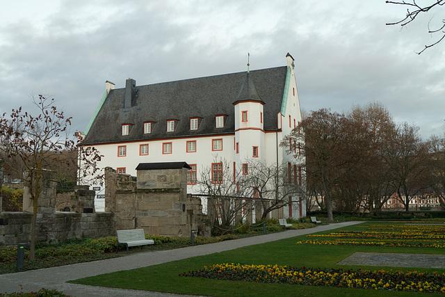 Koblenz - Deutschherrenhaus