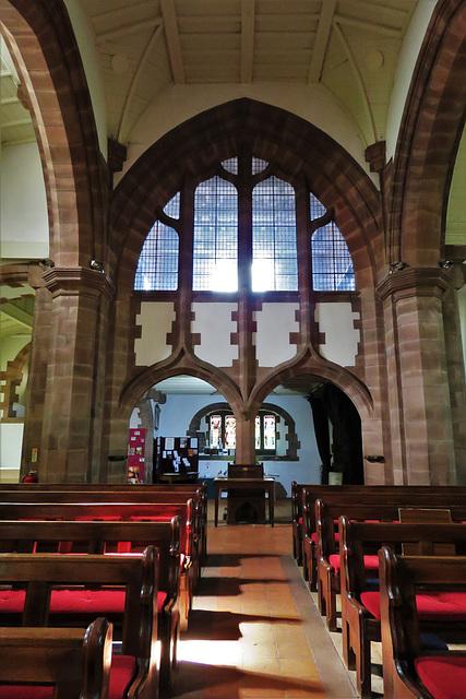brampton church, cumbria