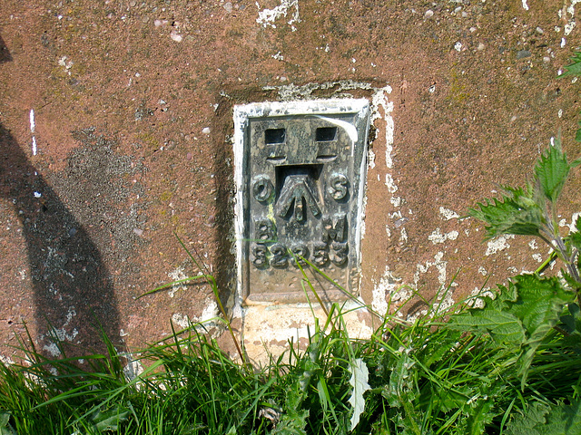 Hunger Hill Trig Point (96m)