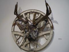 Deer, by Bordalo II.