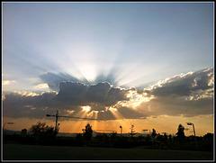 Nubes gloriosas, 1