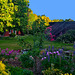 Abends im Garten