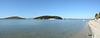 Albania, Vlorë, The Island of Zvërnec inside the Narta Lagoon
