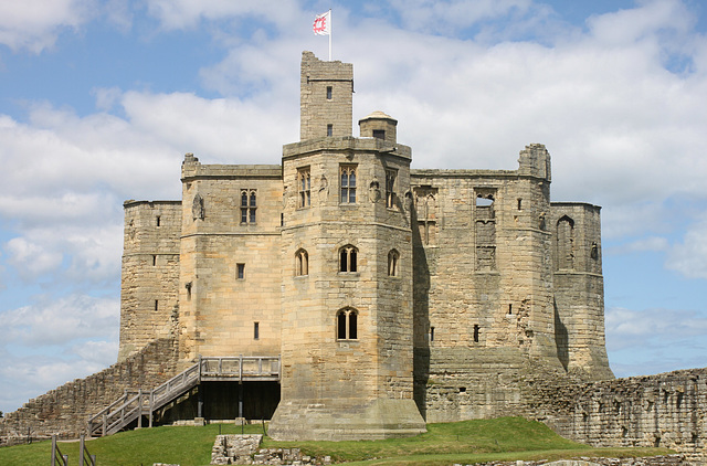 The Great Tower, Warkworth Castle
