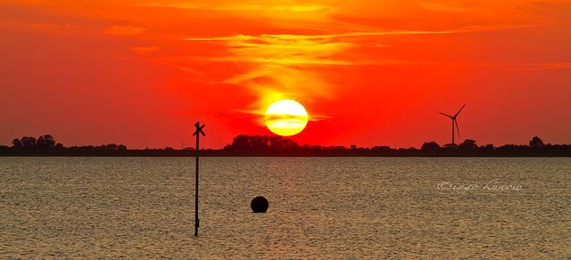 Nordsee Sunset
