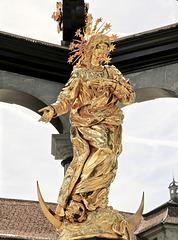 Immaculata Statue