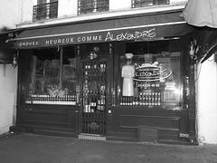la boutique de Philippe