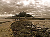 St Michaels Mount from Marazion