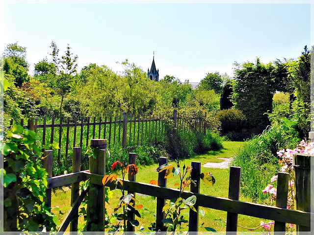 Au jardin des Saules à Saint André des Eaux (22)