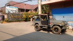 Nam Khong jeep