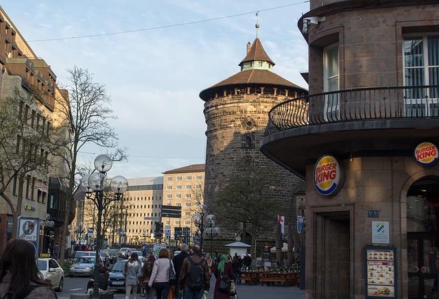 Nuremberg old town (#2716)