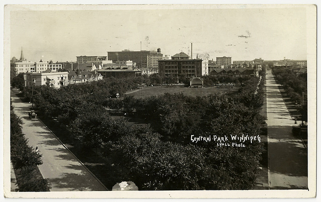 WP2027 WPG - CENTRAL PARK (LOOKING SOUTH)